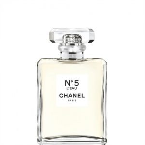 Chanel No 5 L'Eau tester