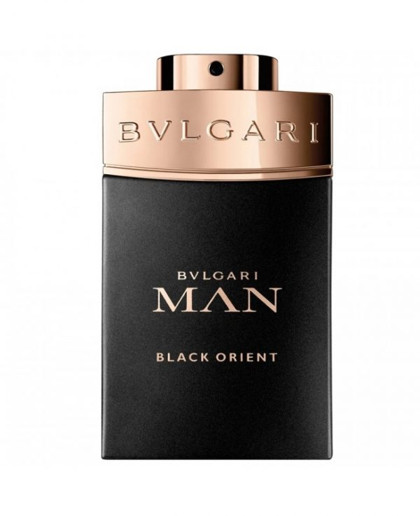 bvlgari man black orient 100 ml tester original