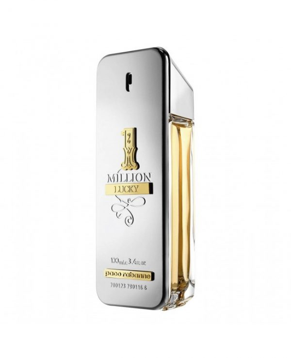 paco rabanne 1 million lucky 100 ml tester original