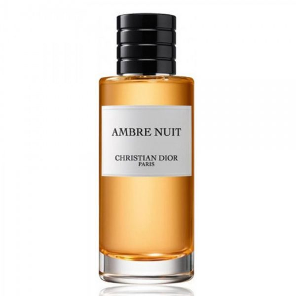 CHRISTIAN DIOR AMBRE NUIT parfum